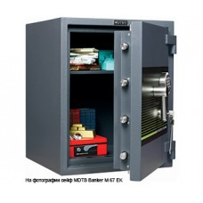 Сейф MDTB Banker M 1055 2K